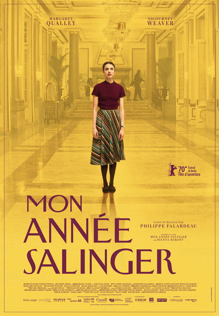Mon année Salinger (My Salinger Year)