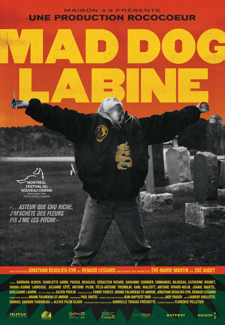 Mad Dog Labine