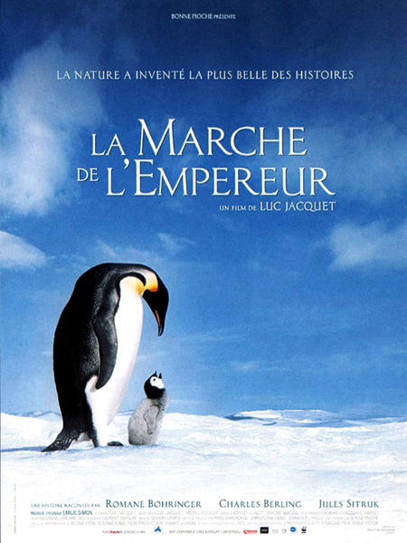 Marche de l'empereur, La (Marche de l'Empereur, La)
