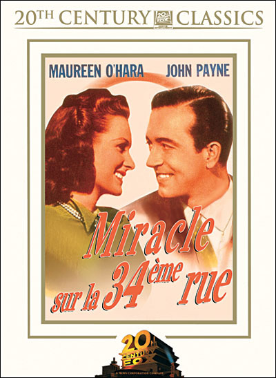 Miracle de la 34e rue (Miracle on 34th Street)