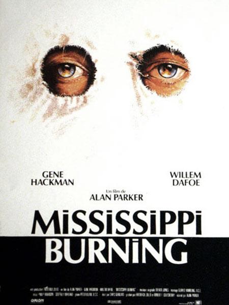 Mississippi brûle, Le