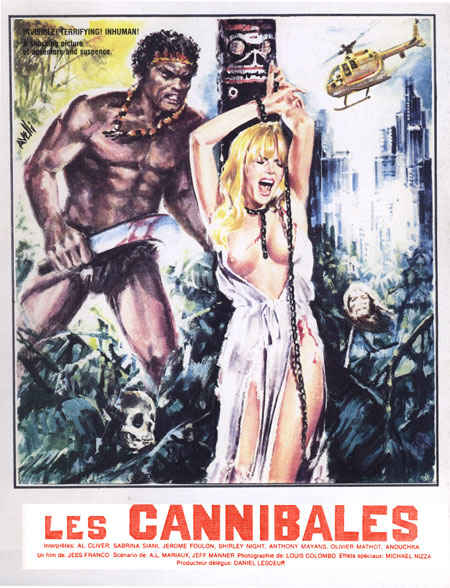 Emprise des cannibales, L'