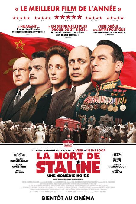 Mort de Staline, La (Death of Stalin, The)