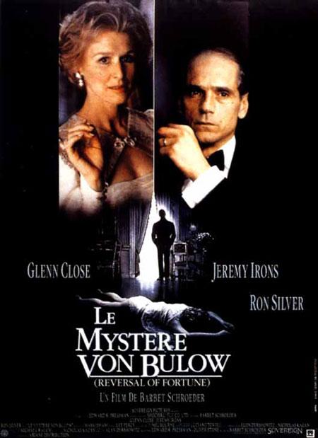 Mystère von Bulow, Le (Reversal of Fortune)