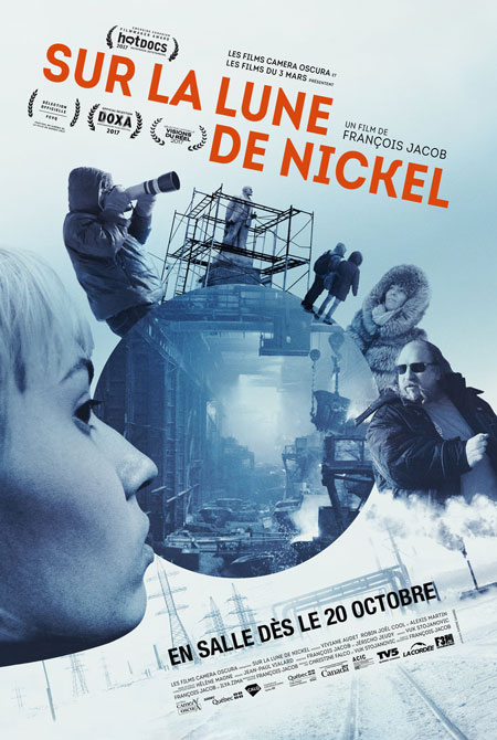 Sur la Lune de Nickel