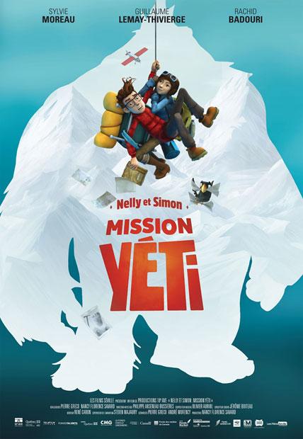 Nelly et Simon - Mission Yéti