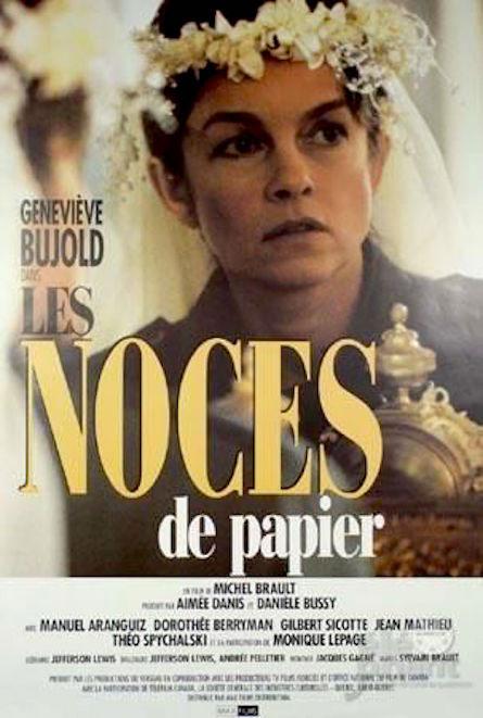 Noces de papier, Les