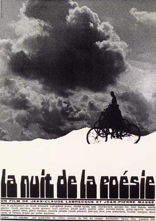Nuit de la poésie 27 mars 1970, La