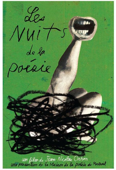Nuits de la poésie, Les