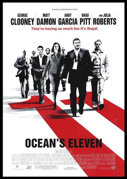 Inconnu de Las Vegas, L' (Ocean's Eleven)