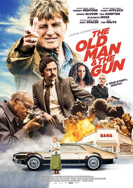 Vieil homme et le pistolet, Le (Old Man & the Gun, The)