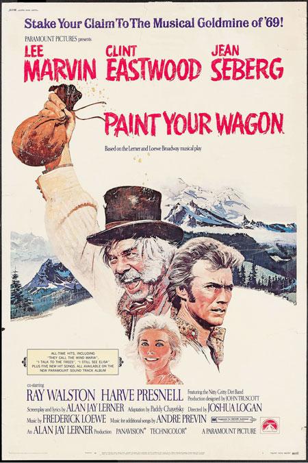Kermesse de l'Ouest, La (Paint Your Wagon)