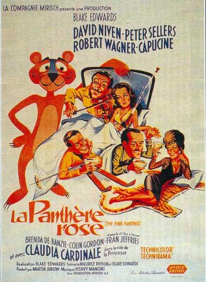 Panthère rose, La (Pink Panther, The)