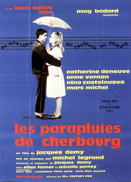 Parapluies de Cherbourg, Les