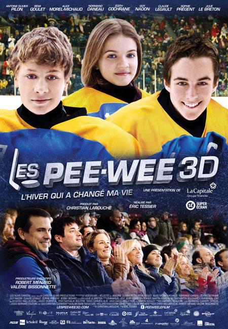 Pee-wee - L'Hiver qui a changé ma vie, Les