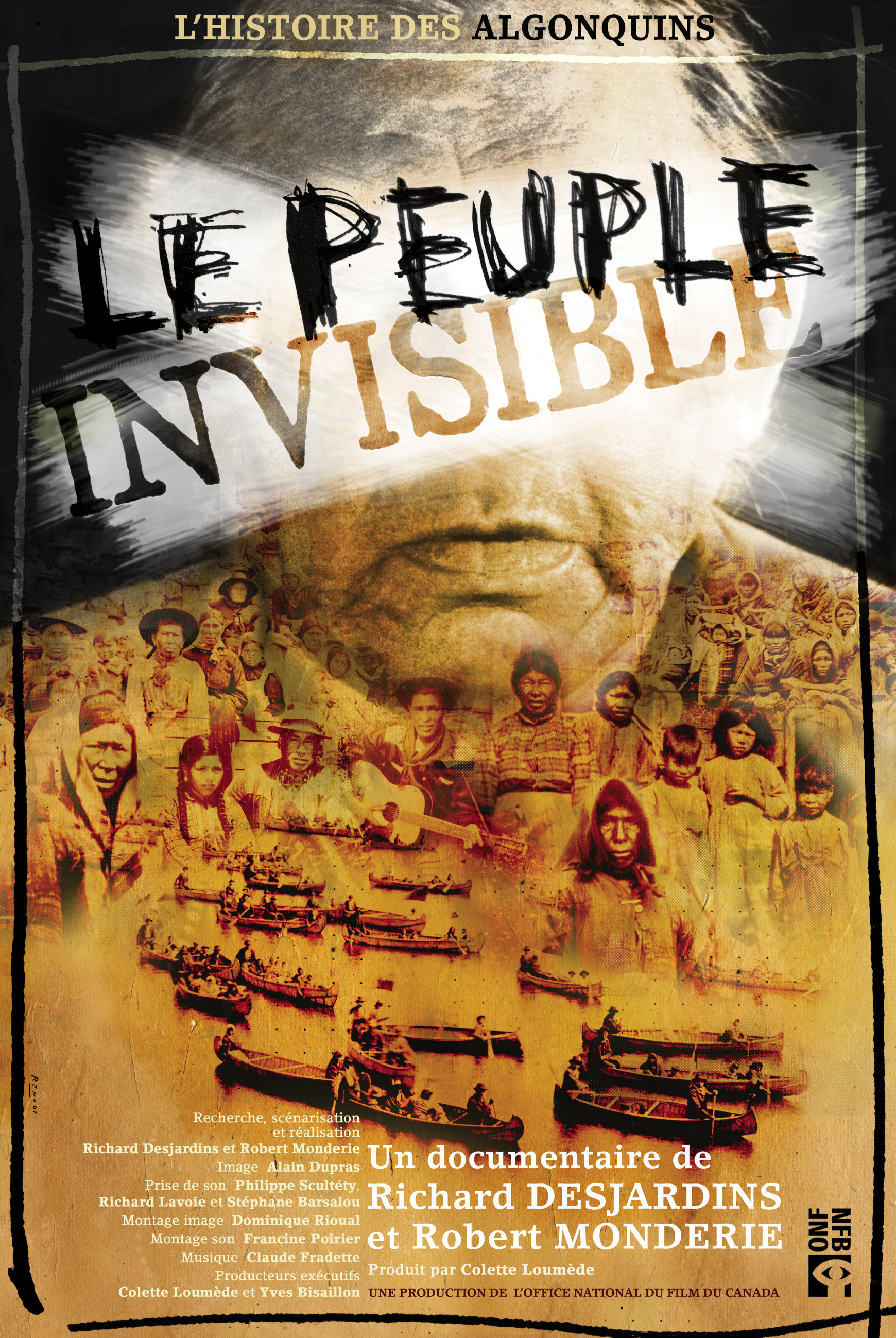 Peuple invisible, Le