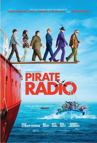 Radio pirate (Pirate Radio)