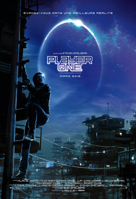 Player One (Ready Player One)