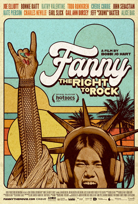Fanny - The Right to Rock