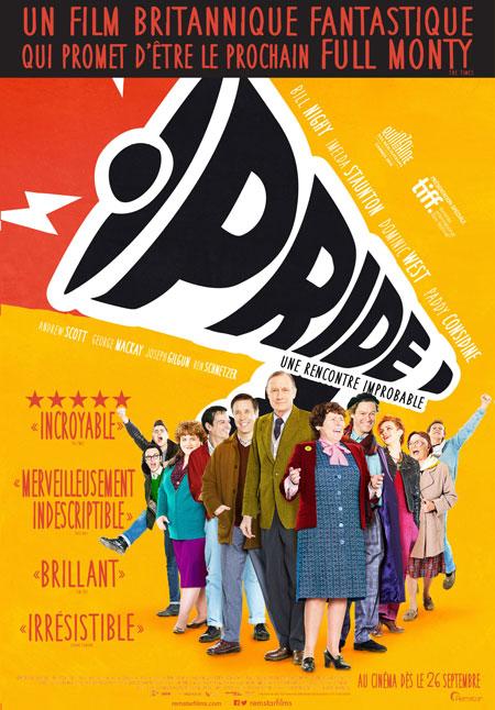 Pride - Une Rencontre improbable (Pride)