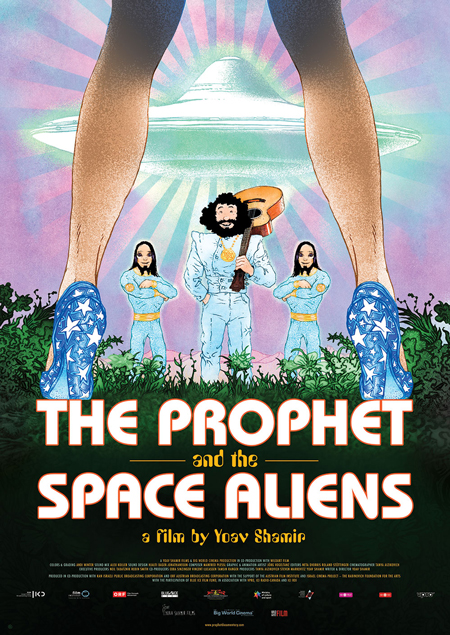Prophet and the Space Aliens, The