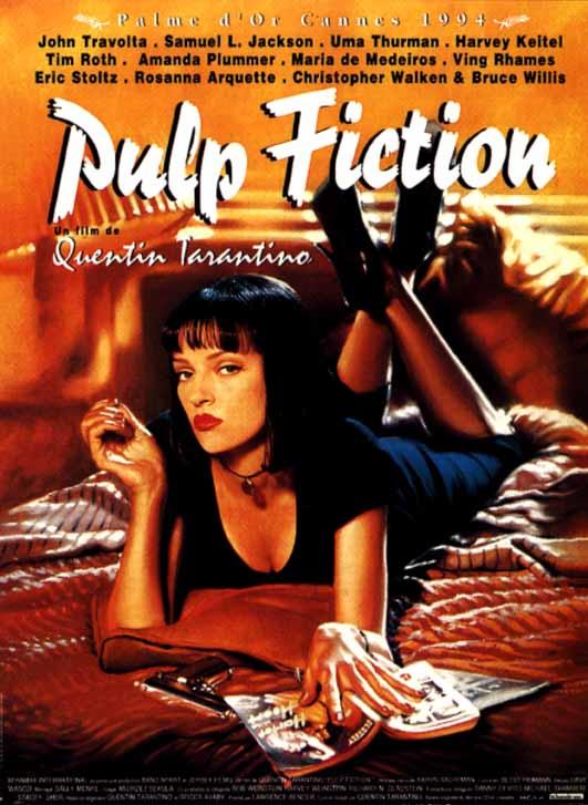 Fiction pulpeuse (Pulp Fiction)