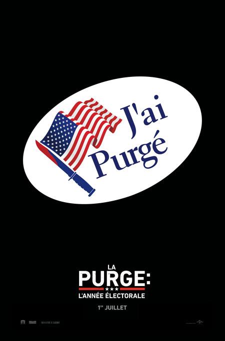 Purge - L'année électorale, La