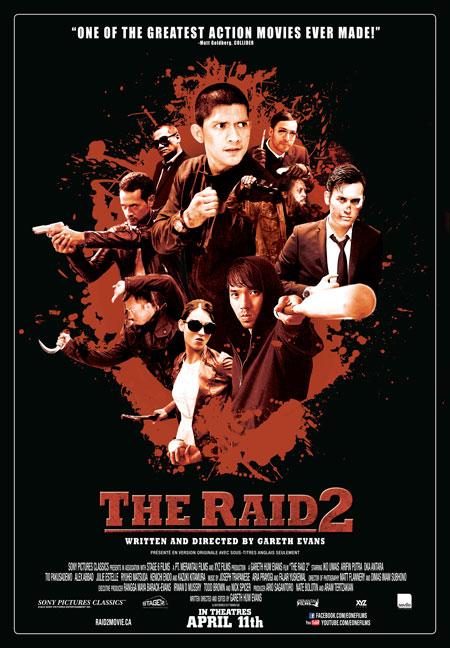 Raid 2 - La Vengeance, Le