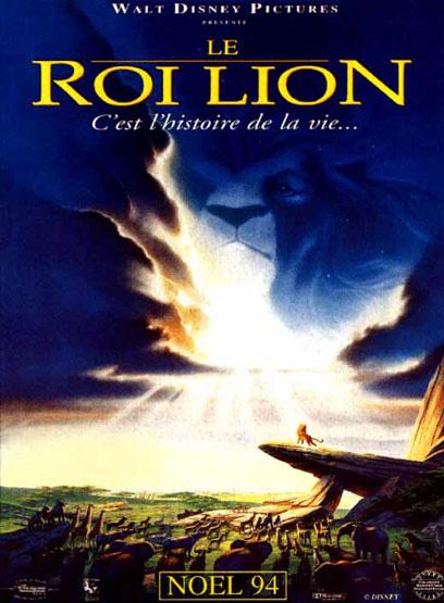 Roi lion, Le (Lion King, The)