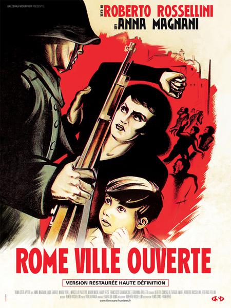 Rome, ville ouverte (Roma, Citta aperta)