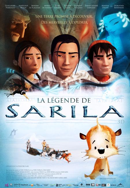 Légende de Sarila, La