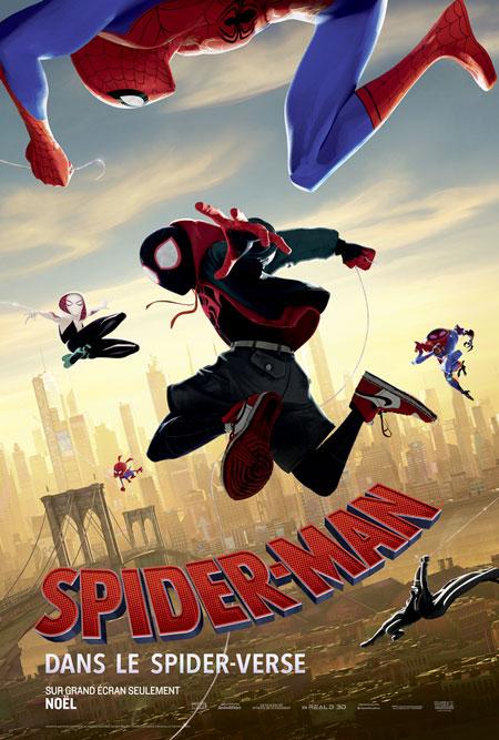 Spider-Man - Dans le Spider-Verse