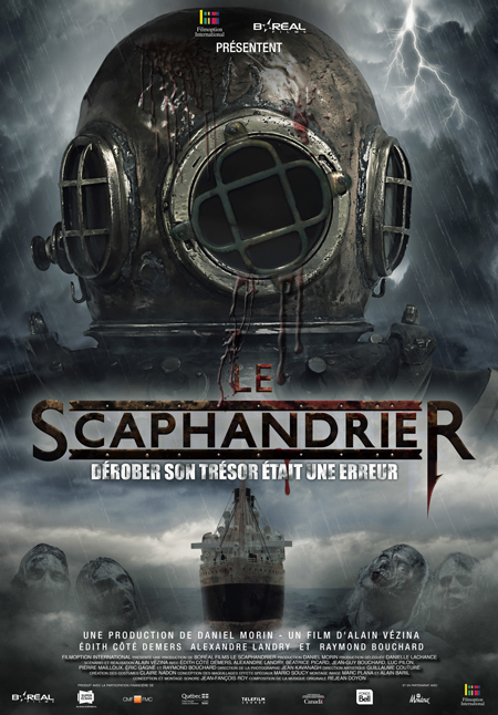 Scaphandrier, Le