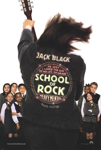 École du rock, L' (School of Rock)