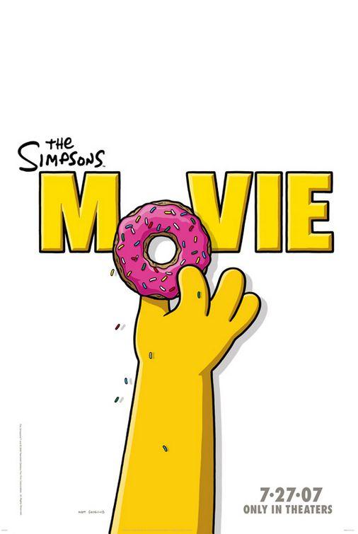 Simpson - Le Film, Les