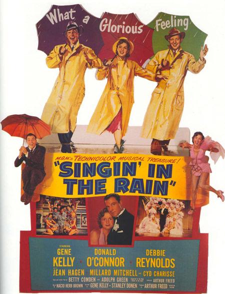 Chantons sous la pluie (Singin' in the Rain)