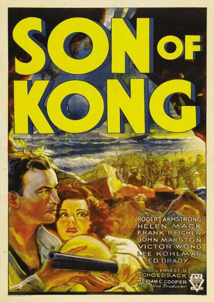 Fils de Kong, Le (Son of Kong, The)