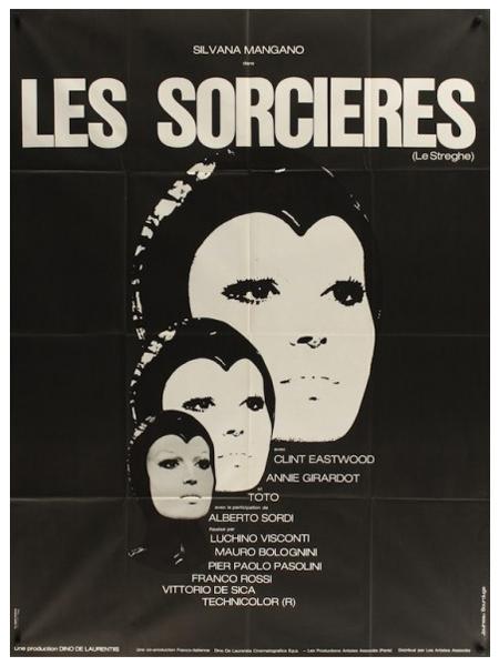 Sorcières, Les (Le Streghe)