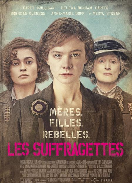 Suffragettes, Les