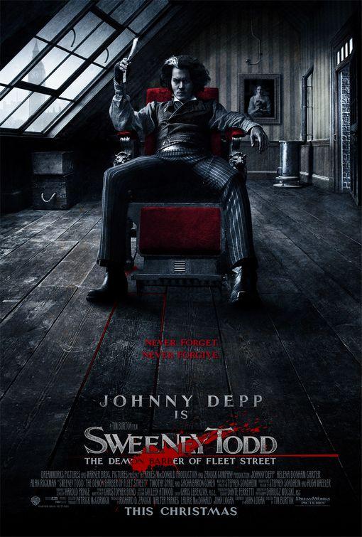 Sweeney Todd - Le Diabolique Barbier de Fleet Street