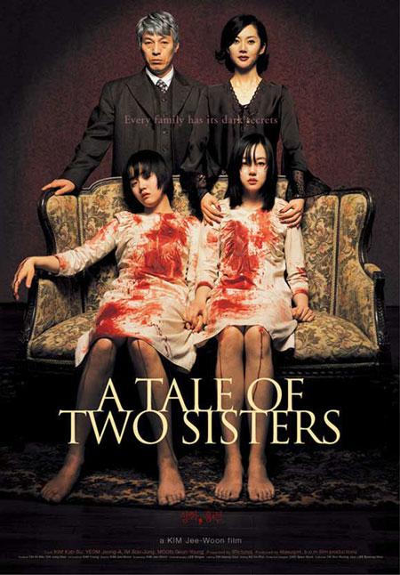 Deux soeurs (Janghwa, Hongryeon)