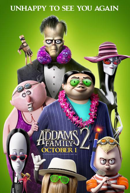 Famille Addams 2, La (Addams Family 2, The)