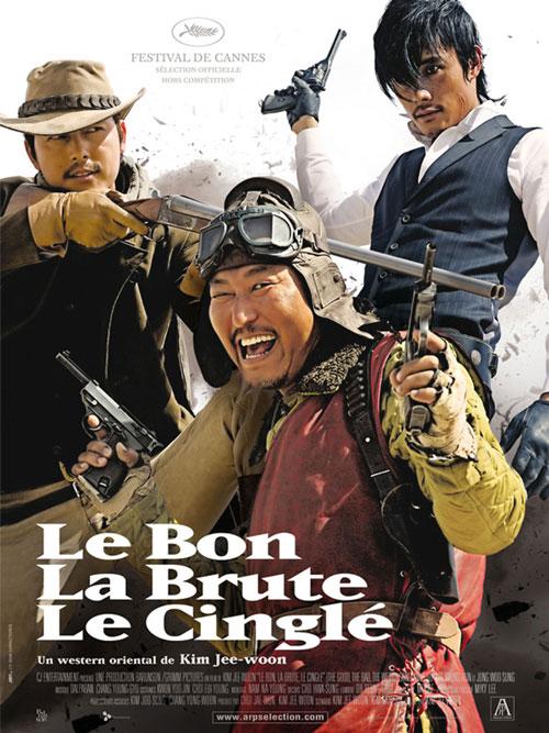 Bon, la brute et le cinglé, Le (Joheunnom nabbeunnom isanghannom)