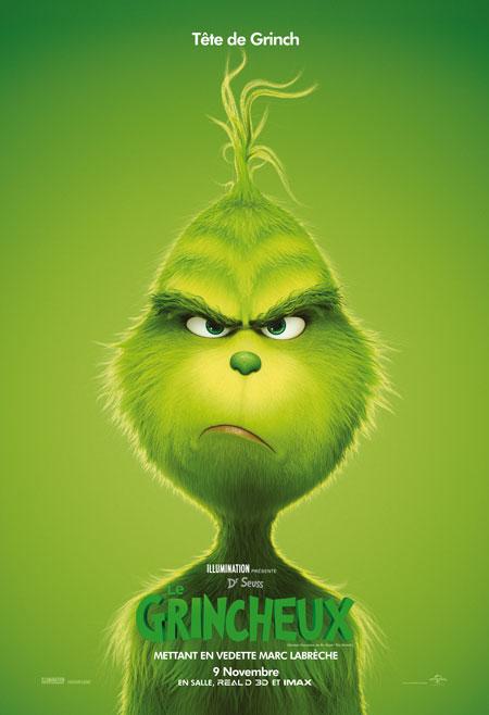 Grincheux, Le (Dr. Seuss' The Grinch)