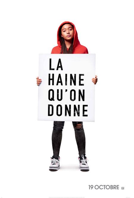 Haine qu'on donne, La (Hate U Give, The)