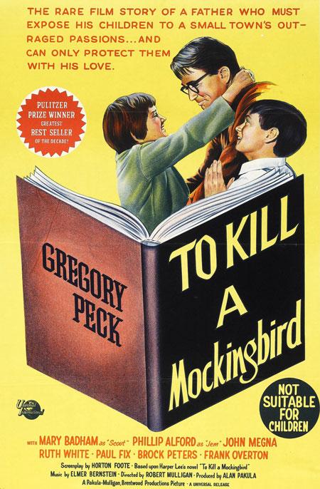 Du silence et des ombres (To Kill a Mockingbird)