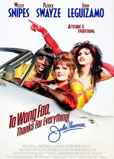 À Wong Foo, merci pour tout. Julie Newmar (To Wong Foo, Thanks for Everything! Julie Newmar)