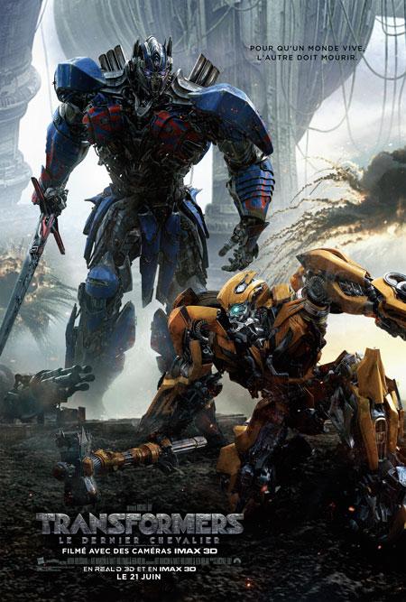 Transformers - Le dernier chevalier