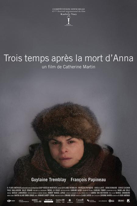 Trois Temps après la mort d'Anna