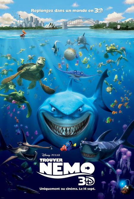Trouver Nemo
